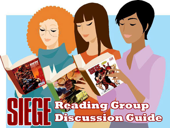 Siege Reading Group Guide