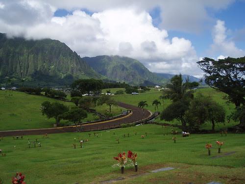 Oahu - Laura's view
