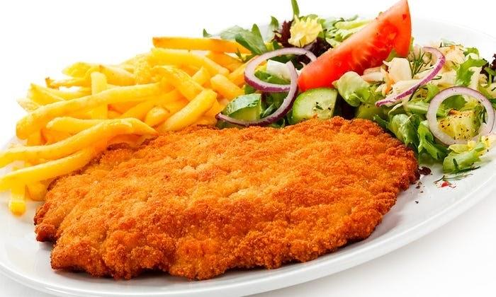 Resep Masakan Chicken Schnitzel Dabu Dabu