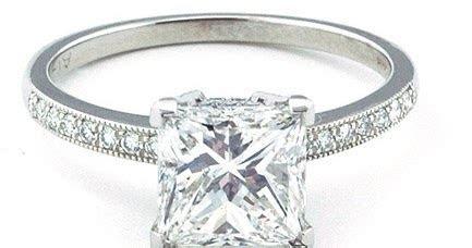 Trinidad Wedding:   The Engagement Ring