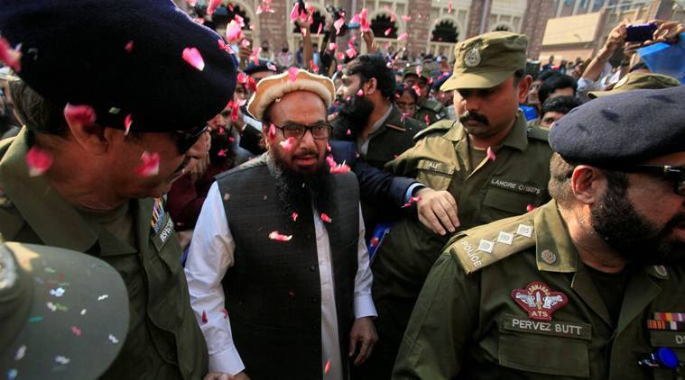 Hafiz Saeed should be prosecuted to fullest extent of law: US