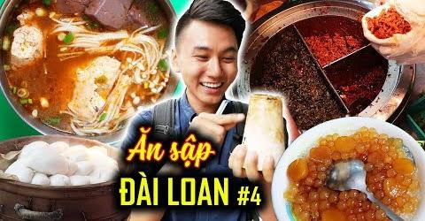 Ăn Sập Đài Loan #4: TAIPEI 101 & NHIỀU MÓN LẠ |Taiwan Travel Guide
