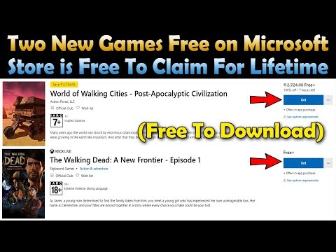 The Walking Dead: A New Frontier & World of Walking Cities is Free To Cl...