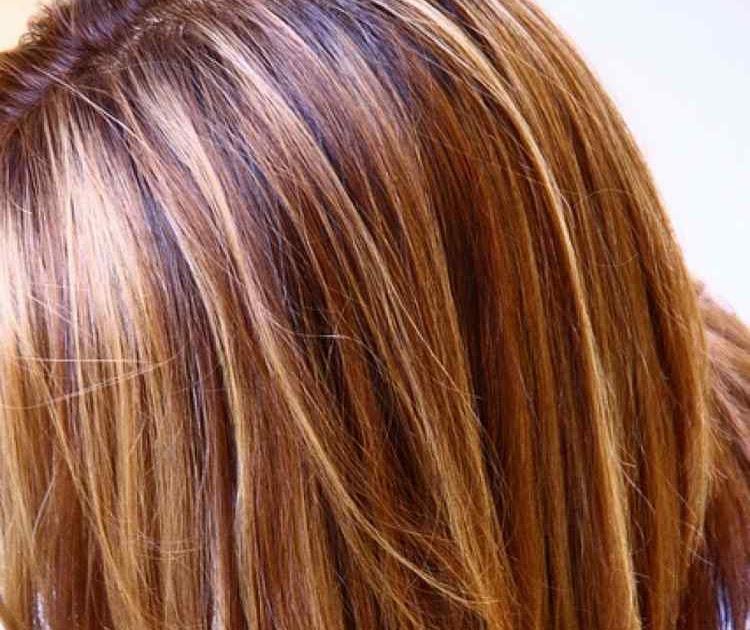 Strähnen blonde hellbraun bambtavanchai: und Blond rauswachsen