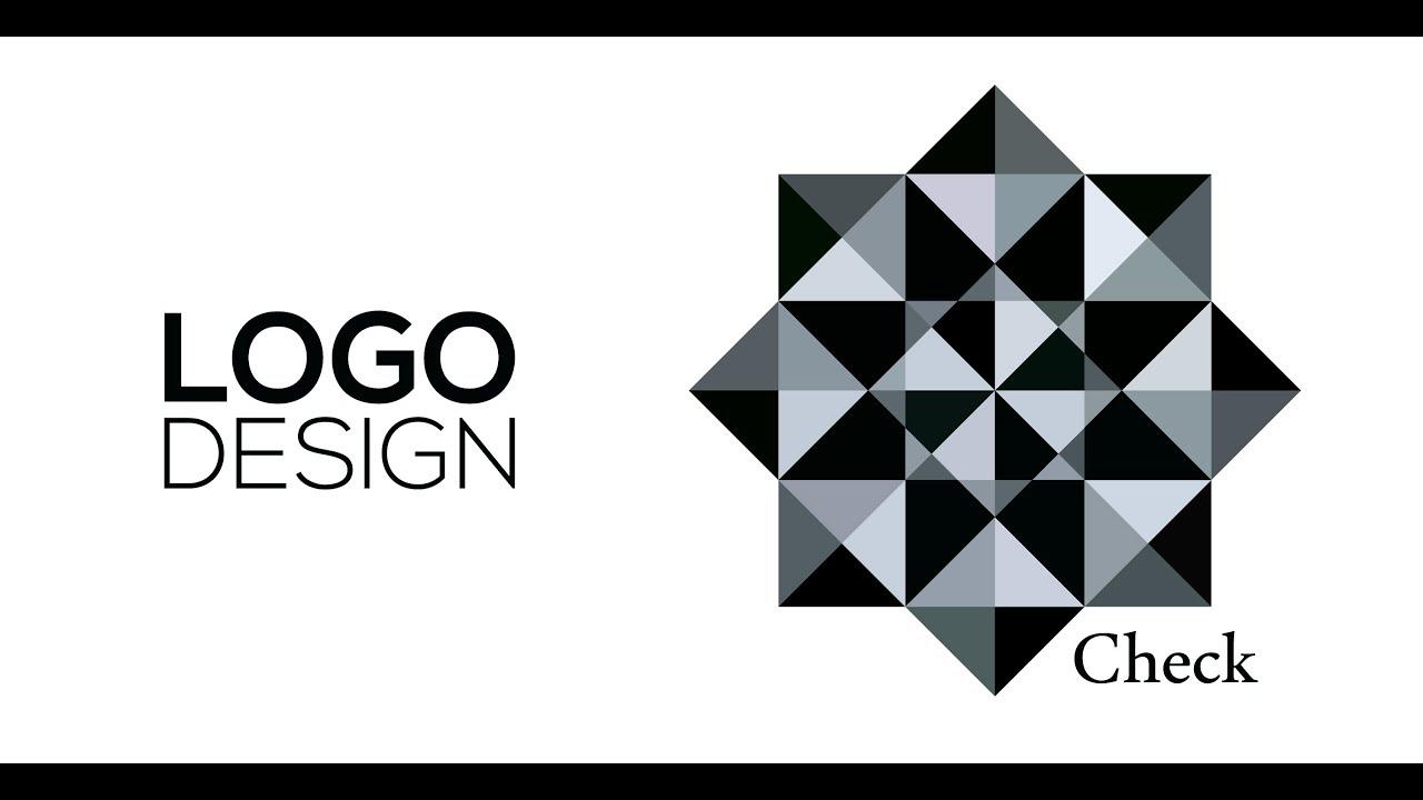 Professional Logo Design | Photoshop CC Tutorial - YouTube