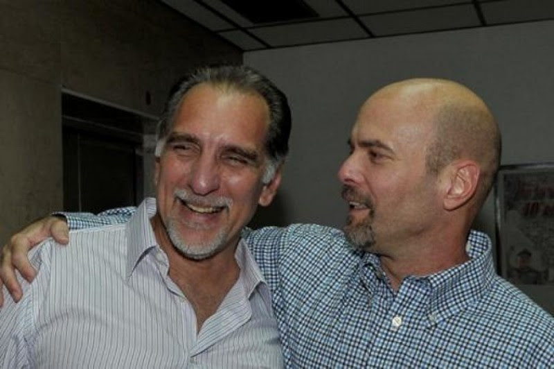 Foto Cubasi.cu Gerardo Hernández y René González