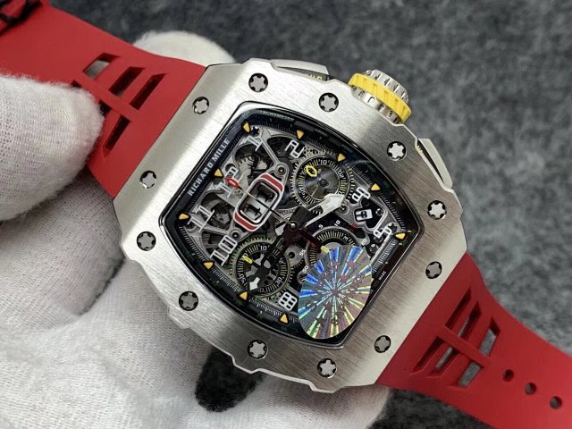 Richard Mille RM11-03 Titanium Case