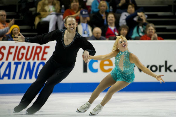 John Coughlin was a two-time US figure skating champion.