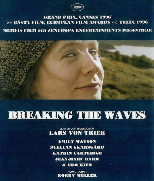 Resultado de imagem para breaking the waves poster