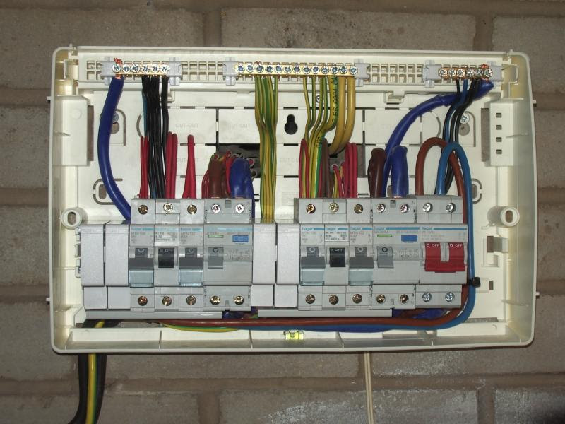 Mk Garage Consumer Unit Room Pictures All About Home Design Furniture