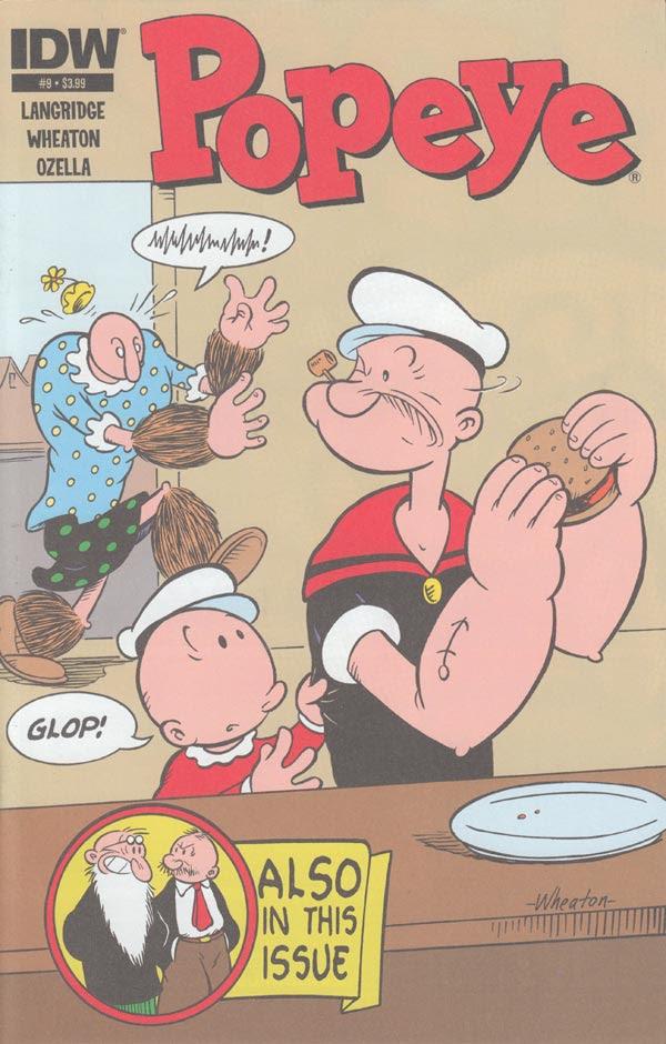 Langridge Popeye