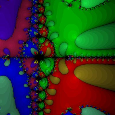 newtons method fractal image