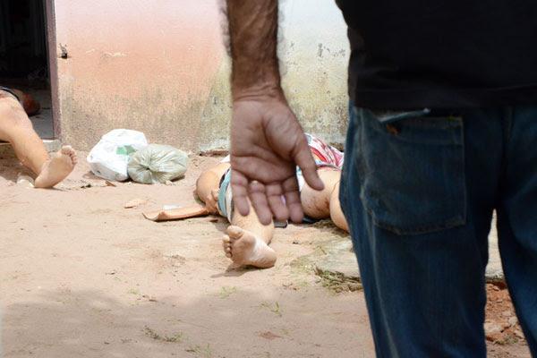 Natal: o Conselho Estadual de Direitos Humanos calculava, até o dia 24 deste mês, 376 homicídios. Ontem, ocorreram mais dois