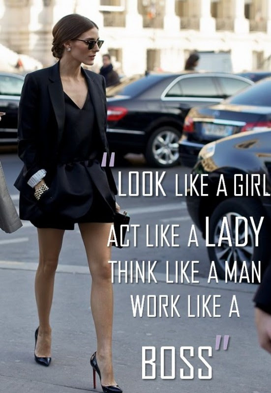Act Like A Lady Think Like A Man Quote Quote Number 630260