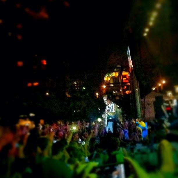 Weezer @bunburyfestival #downtowncincy #bunbury