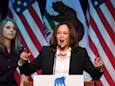 2020 election: Kamala Harris and Beto O'Rourke jump in new poll, but Joe Biden and Bernie Sanders tie as frontrunners