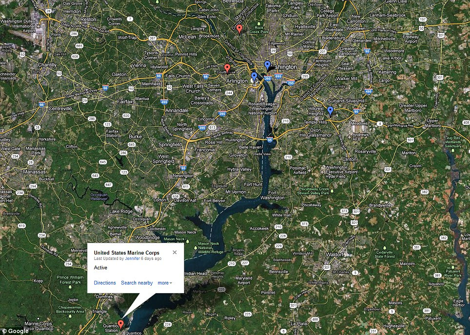 Concentration: The Beltway around Washington DC has the highest concentration of urban and suburban drone sites