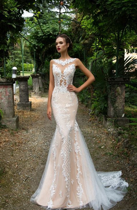 Milla Nova Salma New Wedding Dress on Sale 30% Off