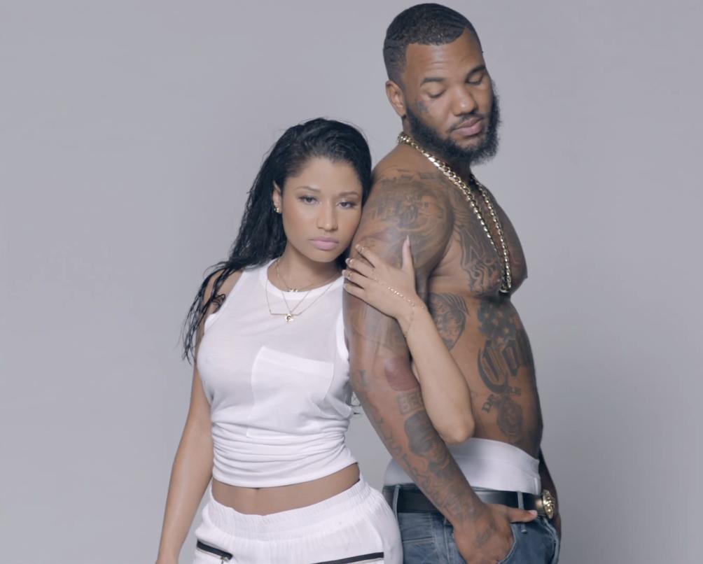 Nicki Minaj : Pills N Potions (Video) photo nicki-minaj-the-game2.png