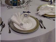 Elegant Disposable Dishware all of the dishes and flatware are disposable.   Wedding {Decor  </div><div class=