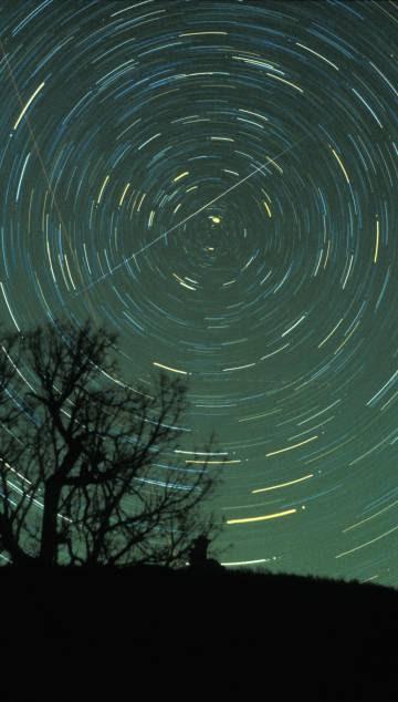 Lluvia de estrellas Orionidas 2016