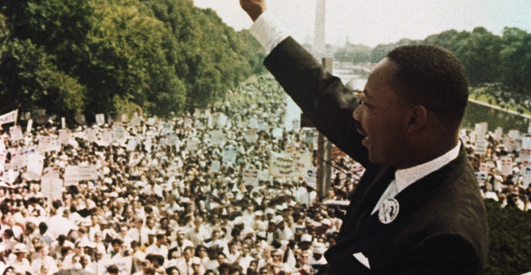 martin luther king jr, march on washington, 1963, black history