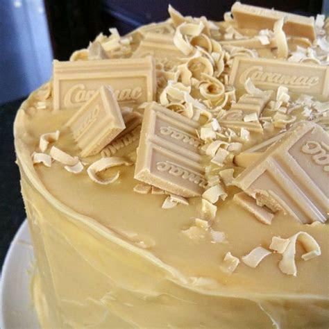 Vanilla Caramac cake   Creations   Pinterest   Vanilla