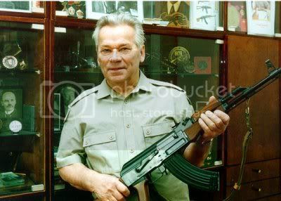 Michail Kalashnikov