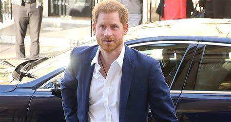 Prince Harry Jokes He ?Got Down On One Knee? To Ask Prince