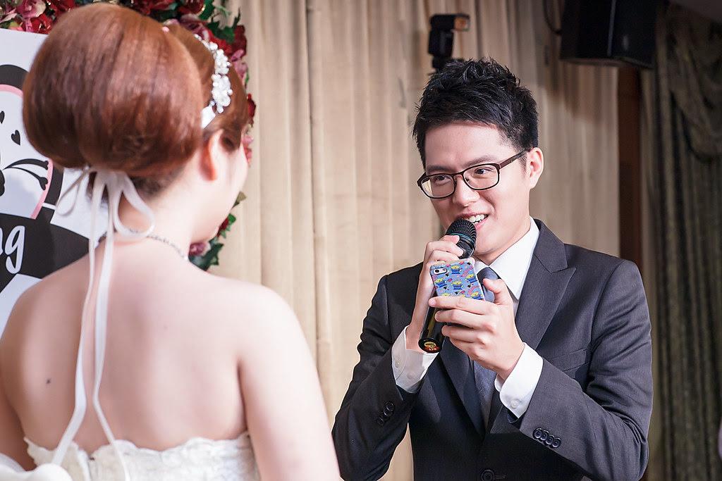 學誠&尹宣 浪漫婚宴 (72)