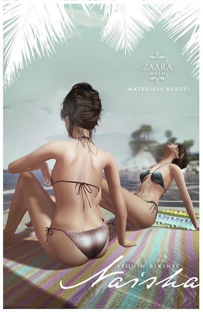 Zaara : Naisha sequin bikini