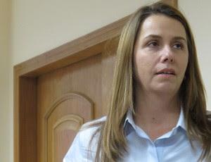 Patricia Amorim   (Foto: Thales Soares/GLOBOESPORTE.COM)