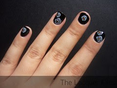 Herôme World Inspired Colours Graffiti Nail Art Review