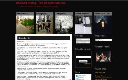 The Second Simone