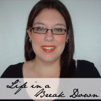 Sarah from Life in a Breakdown