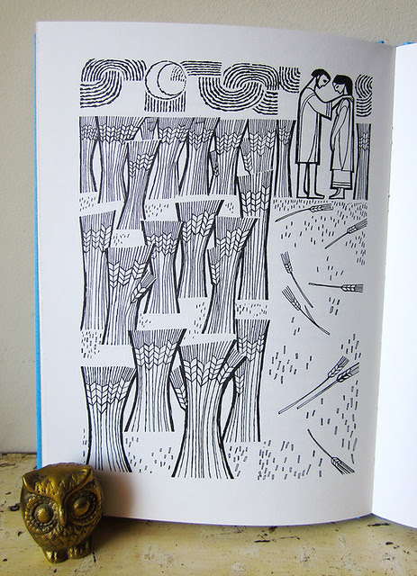 The Bible Speaks by Hella Taubes, Illustrated by Dan Bar-Giora