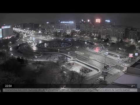 Bucharest Live Camera