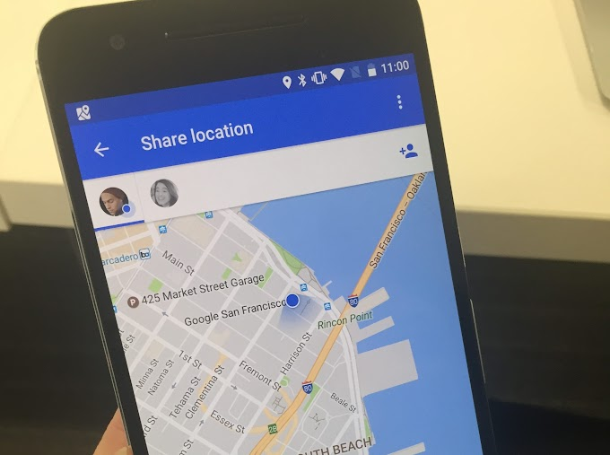 How to share your location on Android: all the ways