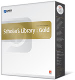 Logos Bible Software: Scholar's Library: Gold