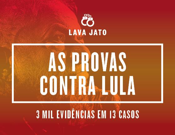 As provas contra Lula (Foto: Época)