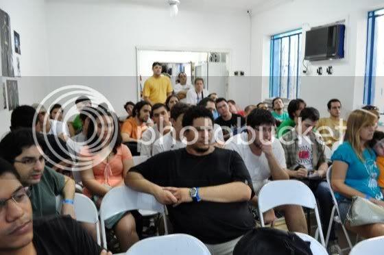 Coipel in Rio