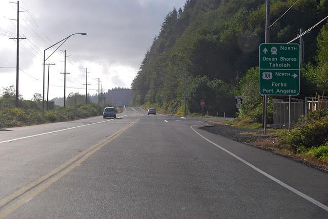 SR 109 @ SR 109 Spur
