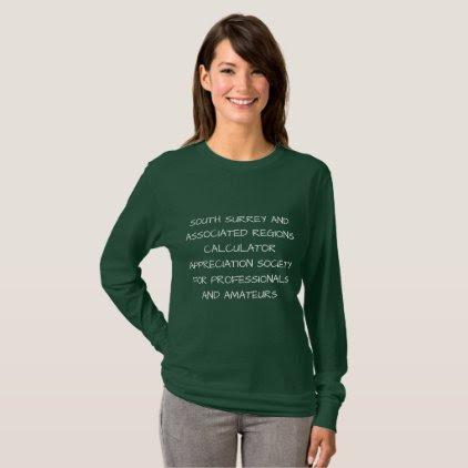SSAARCASFPAA T-Shirt