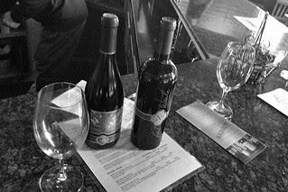 Wente Vineyards - Wine Tasting