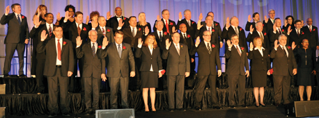 NALC national officers | National Association of Letter ...