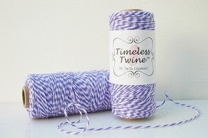 Image of New Purple Passion Bakers Twine by Timeless Twine