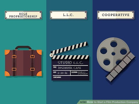 How To Start A Film Production Company