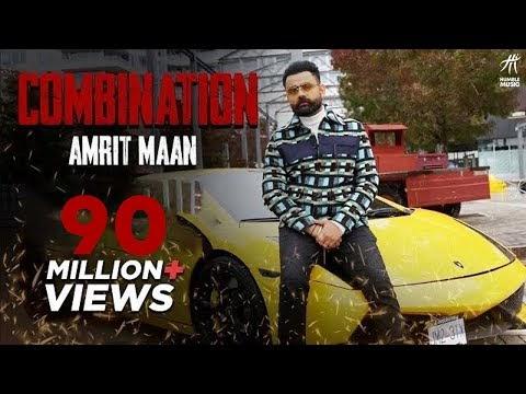 Combination Lyrics Full Video Download | Amrit Maan | Dr Zeus | Latest Punjabi Song 2019