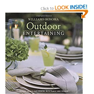 Williams-Sonoma Entertaining: Outdoor: George Dolese ...