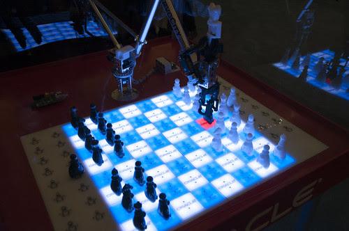 Duke Chess Robot
